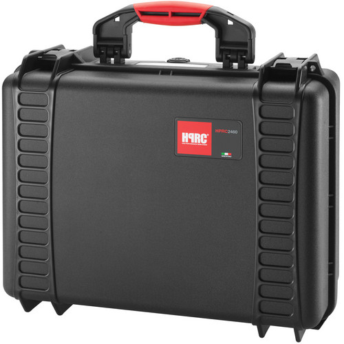 HPRC 2460E HPRC Hard Case without Foam (Black)