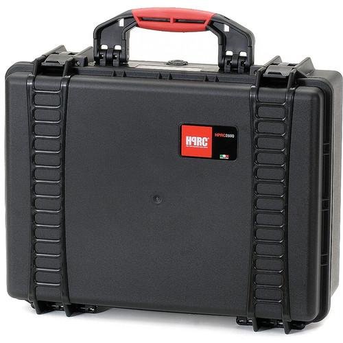 HPRC 2500E HPRC Hard Case with Empty Interior (Black)