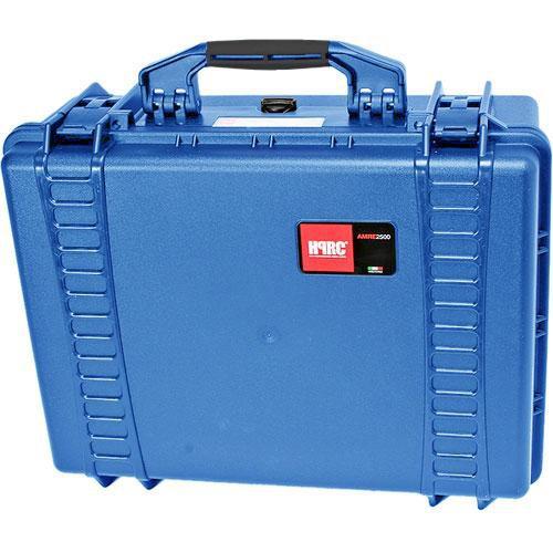 HPRC 2500E HPRC Hard Case with Empty Interior (Blue)
