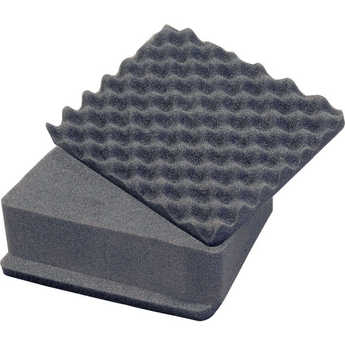 HPRC 2500FO Perforated Foam, Medium (for HPRC 2500F Hard Resin Waterproof Case, Replacement)