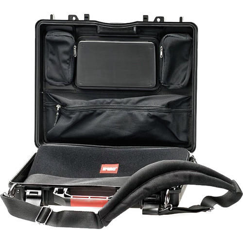 HPRC HPRC2580ADV Hard Case with Laptop Kit for Computer with a Screen up to 15""