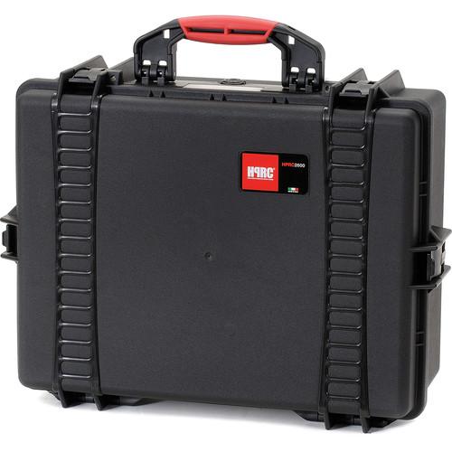HPRC 2600E HPRC Hard Case with Empty Interior (Black)