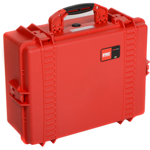 HPRC 2600E HPRC Hard Case with Empty Interior (Red)