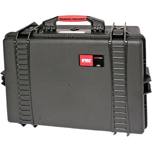 HPRC 2600E HPRC Hard Case with Empty Interior (Yellow)