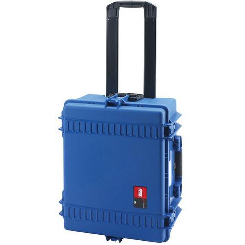 HPRC 2600WE Wheeled Hard Case, Empty Interior (Blue)