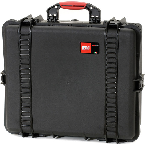 HPRC 2700E Hard Case with Empty Interior (Black)