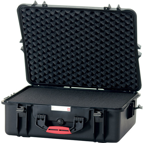 HPRC 2700F Hard Case with Cubed Foam Interior (Black)