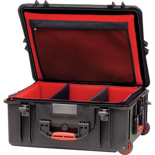 HPRC HPRC2700WDK Waterproof Wheeled Hard Case