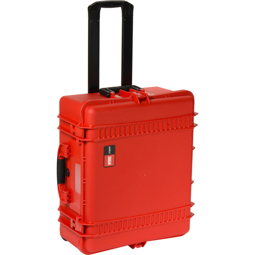 HPRC 2700 Wheeled Hard Case, Empty Interior (Red)