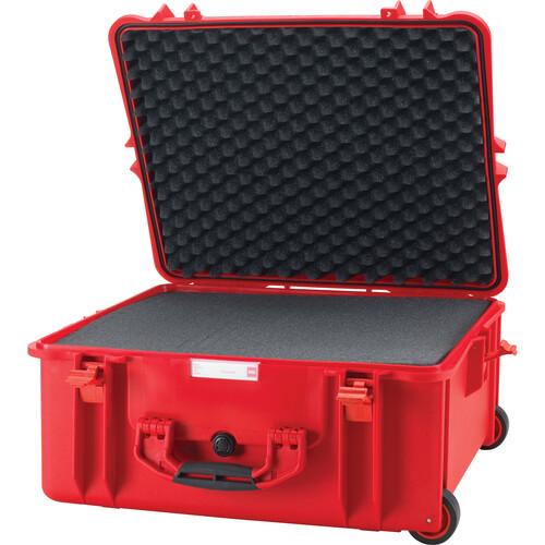 HPRC 2700WF HPRC Hard Case with Foam (Red)