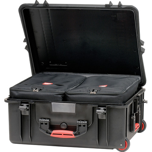 HPRC 2700WIC Waterproof Hard Wheeled Case with Internal Cases