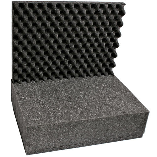 HPRC 2800WFO Cubed Foam (for HPRC 2800WF Wheeled, Hard Resin, Waterproof Case, Replacement)