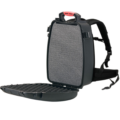 HPRC 3500F Backpack with Cubed Foam (Black)