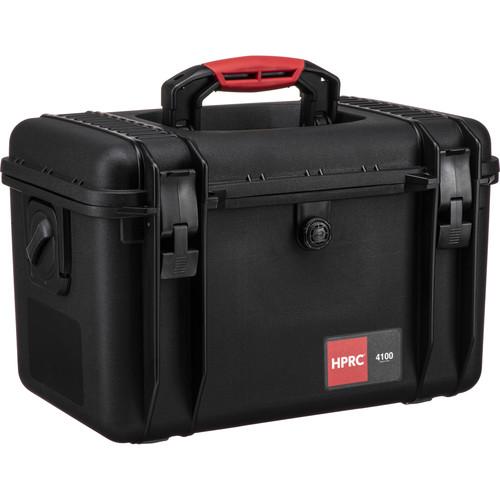 HPRC HPRC4100E Waterproof Hard Case (Empty, Black)