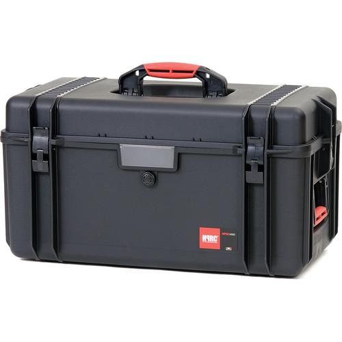 HPRC 4300EB Waterproof Hard Case ( Empty, Black)