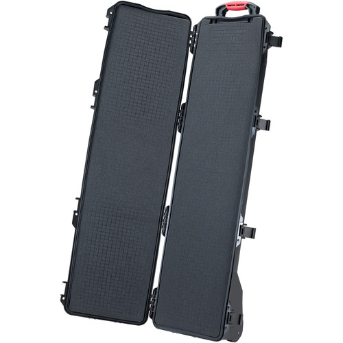 HPRC 6300 Wheeled Hard Case with Cubed Foam Interior (Black)