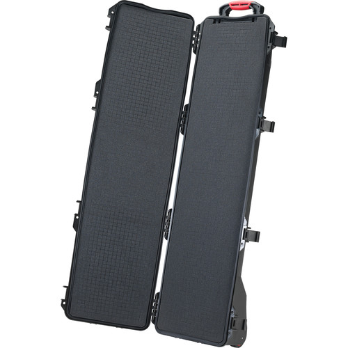 HPRC 6400 Wheeled Hard Case with Cubed Foam Interior (Black)