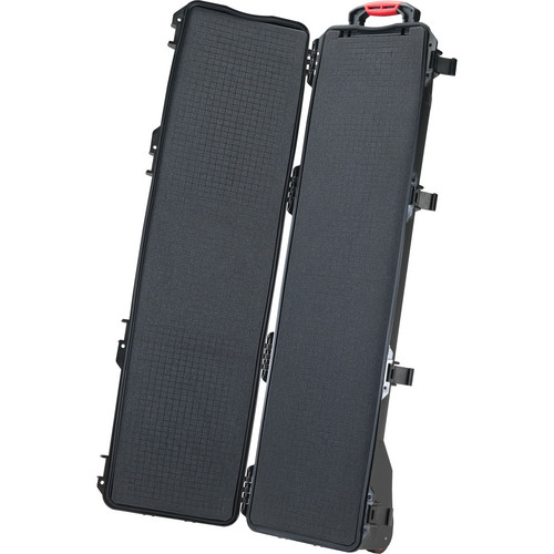 HPRC 6500 Wheeled Hard Case with Cubed Foam Interior (Black)