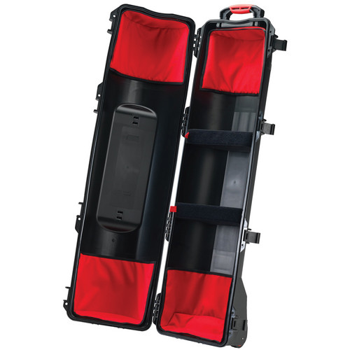 HPRC 6500TRIB Wheeled Hard Case for Tripods with Soft Interiors Kit (Black)