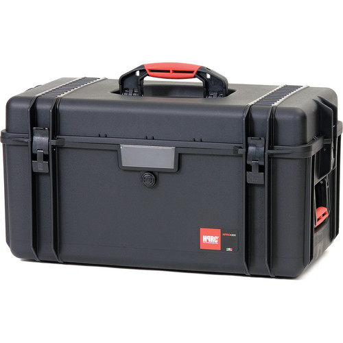 HPRC HPRC4300 Hard Case with Divider Kit (Black)