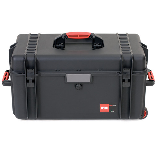 HPRC 4300WDK Wheeled Hard Case with Divider Kit (Black)