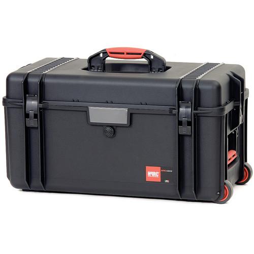 HPRC 4300WEB Wheeled Hard Case without Foam (Black)