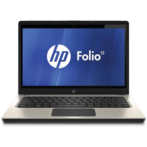 "HP Folio 13-1020us Ultrabook 13.3"" Notebook Computer (Steel Gray)"