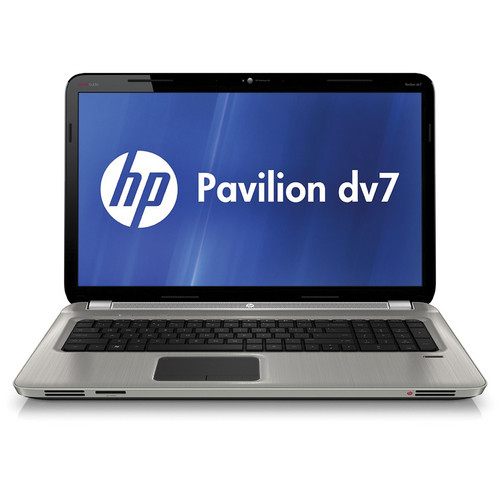 "HP Pavilion dv7-6c20us 17.3"" Notebook Computer (Steel Gray)"