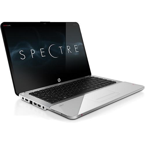 "HP ENVY 14-3010NR Spectre 14"" Ultrabook Computer (Black/Silver)"
