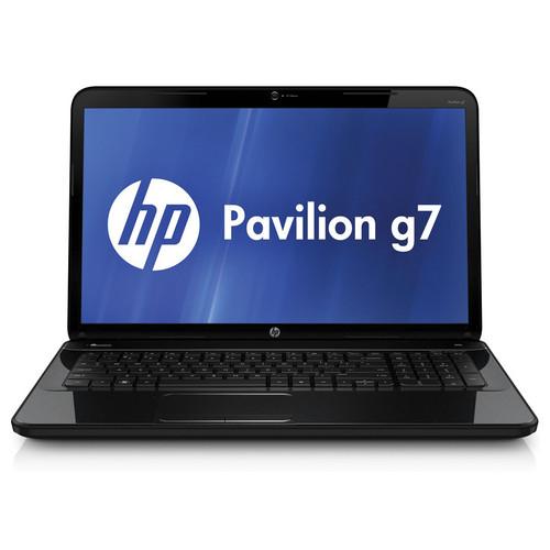 """HP Pavilion g7-2010nr 17.3"""" Notebook Computer (Sparkling Black)"""