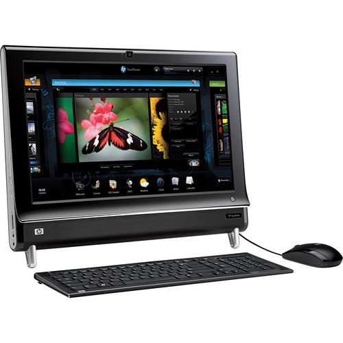 "HP TouchSmart 600-1120 23"" All-in-One Desktop Computer"