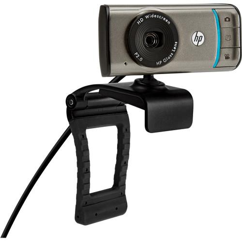 HP HD-3100 Webcam