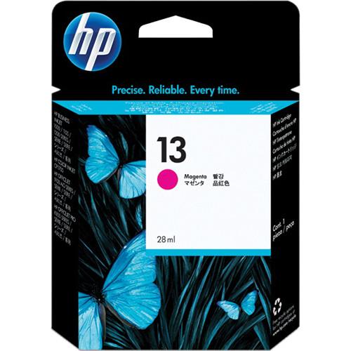 HP 13 Magenta Ink Cartridge