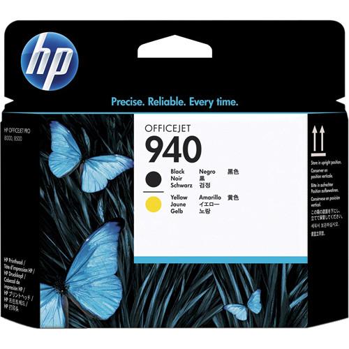 HP 940 Black & Yellow Officejet Printhead