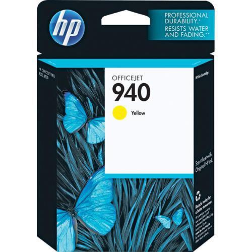 HP 940 Yellow Officejet Ink Cartridge