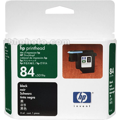 HP HP 84 Black Printhead
