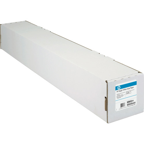 "HP Bright White Inkjet Paper (36"" x 300' Roll)"