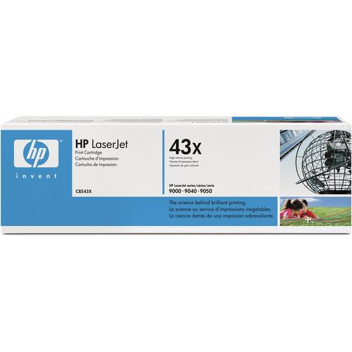 HP LaserJet 43X Black Toner Cartridge (Maximum Capacity)