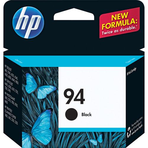 HP HP 94 Black Inkjet Print Cartridge (11ml)