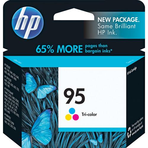 HP 95 Tri-color Inkjet Print Cartridge (7ml)