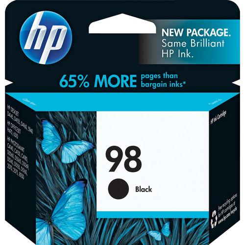 HP HP 98 Black Ink Cartridge