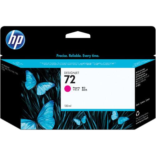 HP 72 Magenta Ink Cartridge (130 ml)