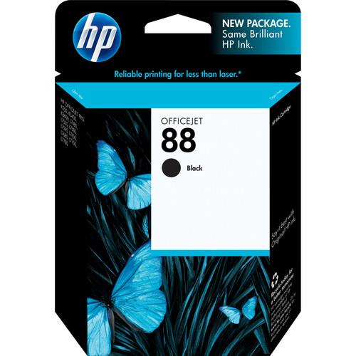 HP HP 88 Black Ink Cartridge