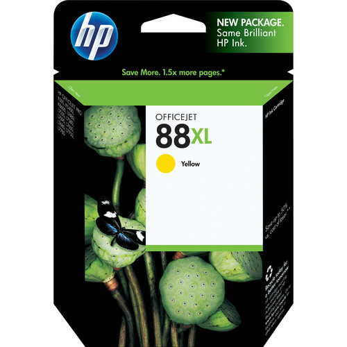 HP HP 88 Large Yellow Ink Cartridge