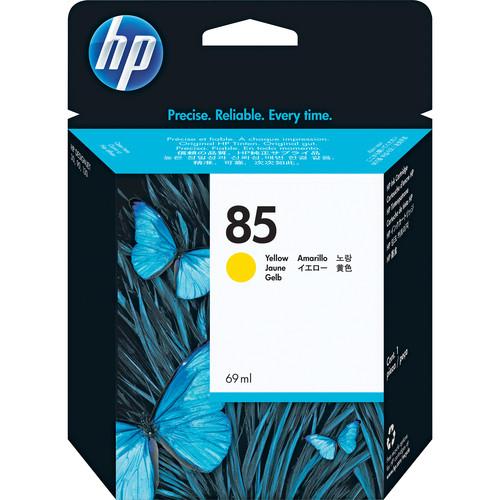 HP 85 Yellow Ink Cartridge (69 mL)
