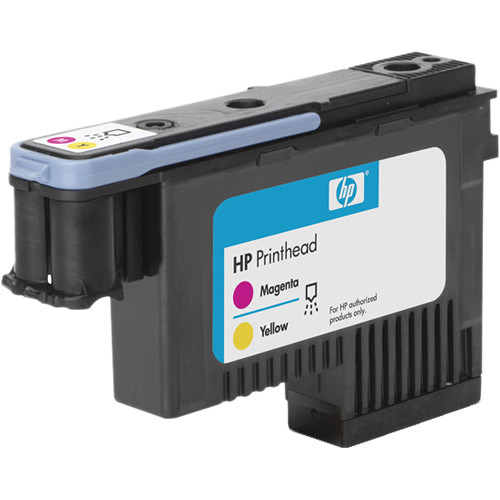 HP 91 Magenta & Yellow Printhead