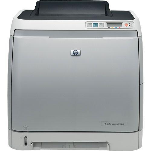 HP Color LaserJet 1600 Printer - USB 2.0