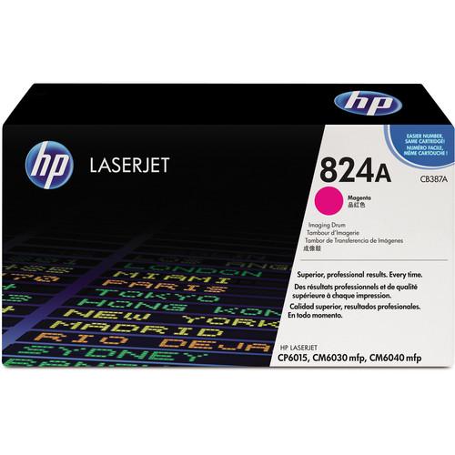 HP 824A Magenta Image Drum for HP Color LaserJet Toner