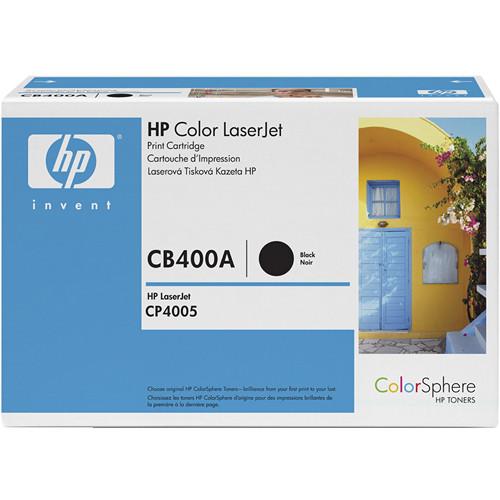 HP Color LaserJet Black Toner Cartridge