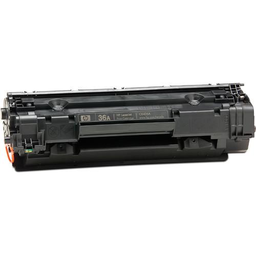 HP LaserJet CB436A Black Print Cartridge